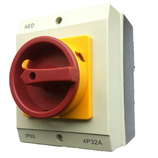 Rotary Isolator Switches